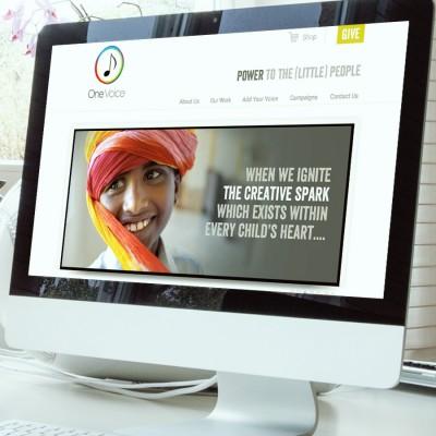 Website OneVoice Community